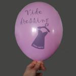 Ballon baudruche