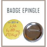 Badge épingle