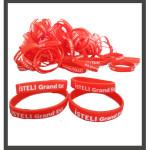 Bracelets isteli rouge