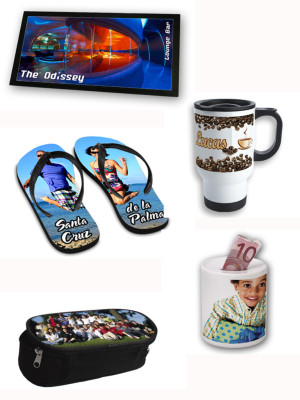 Slide Objets cadeaux 1