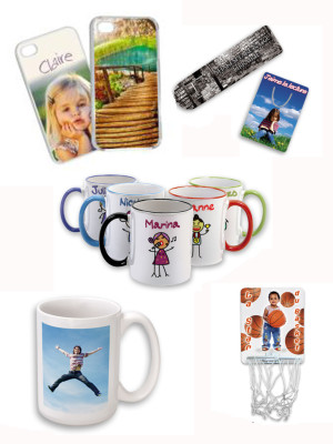 Slide Objets cadeaux 3